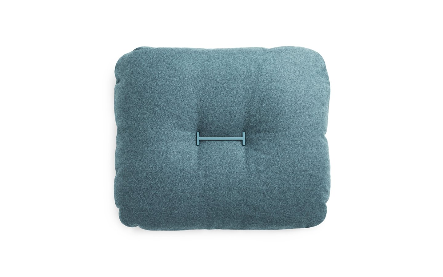 NC Hi Cushion Wool Turquoise