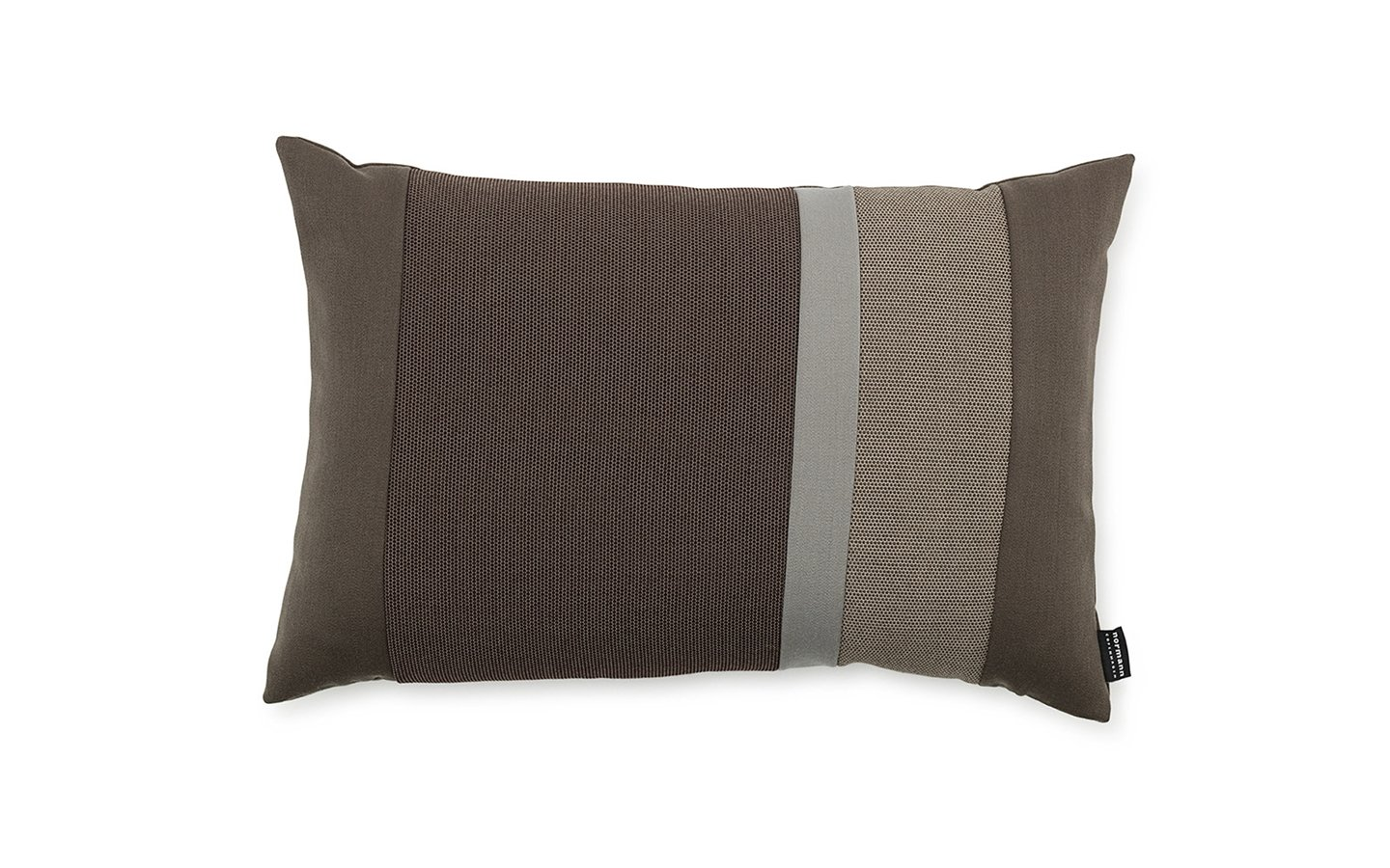 NC Line Cushion Brown