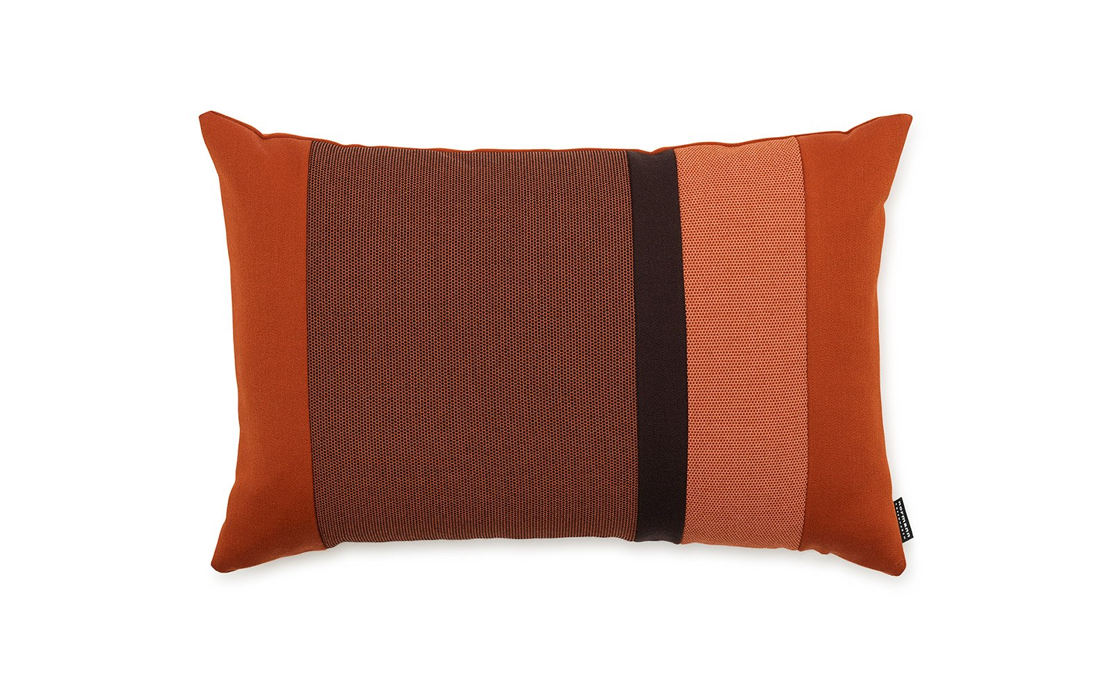 NC Line Cushion Orange