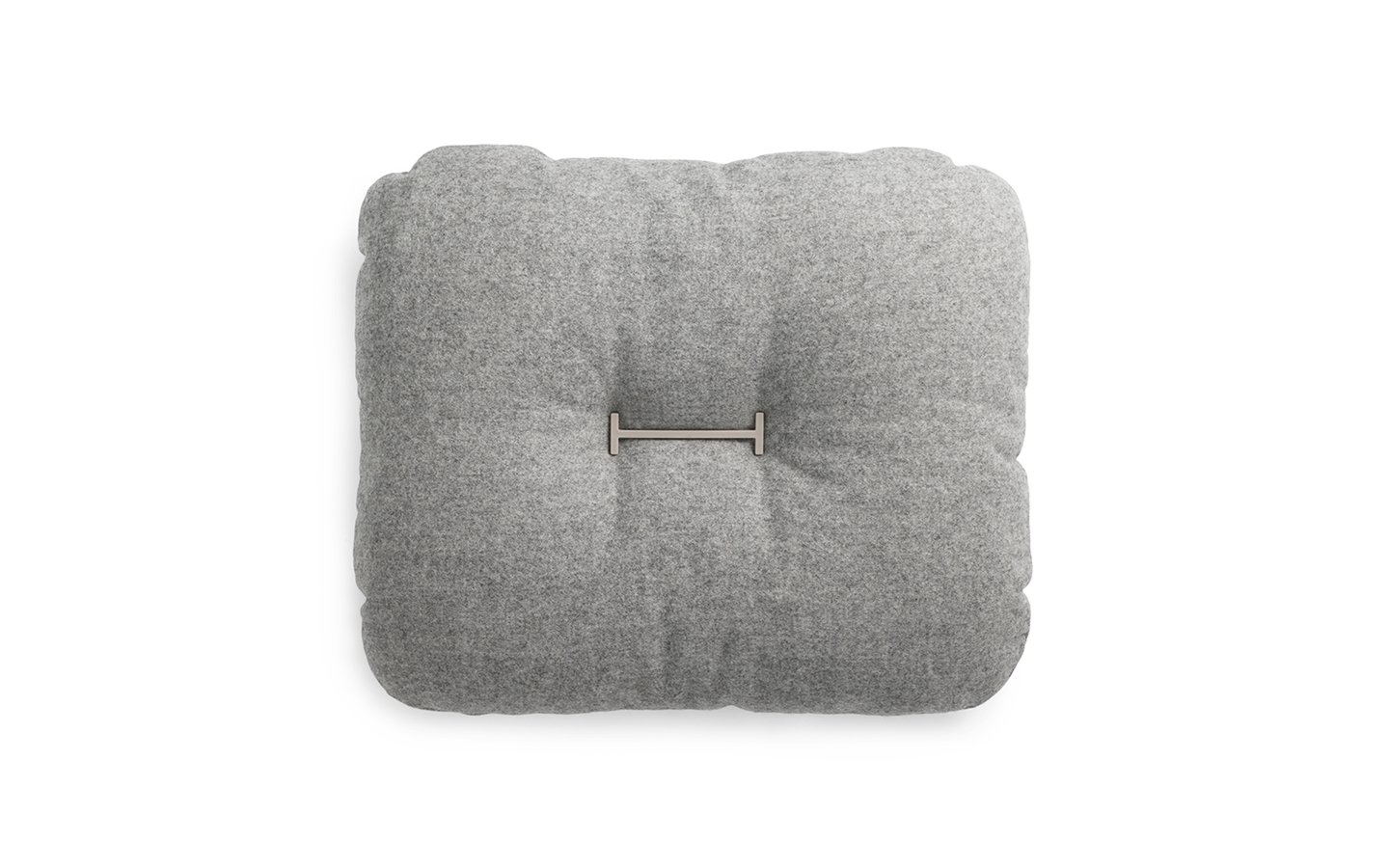 NC Hi Cushion Wool Grey