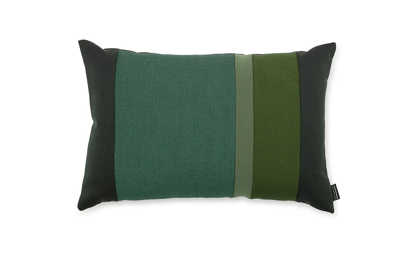 NC Line Cushion Green
