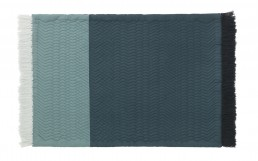 NC Trace Rug Blue Front