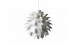 Norm Lamp Large White