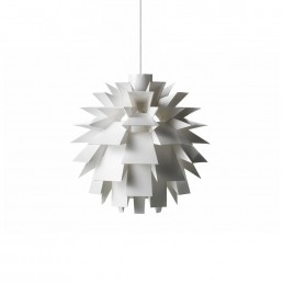 Norm Lamp Small White