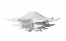 Norm Large White NC Design Lamp