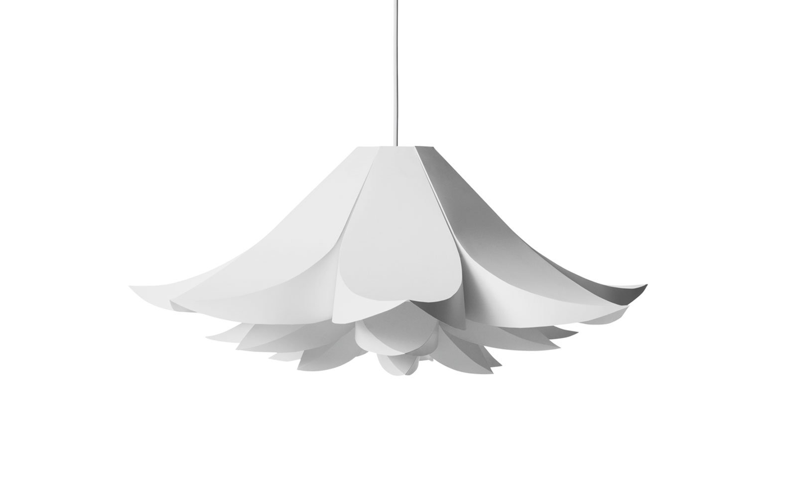 Norm Medium White NC Design Lamp