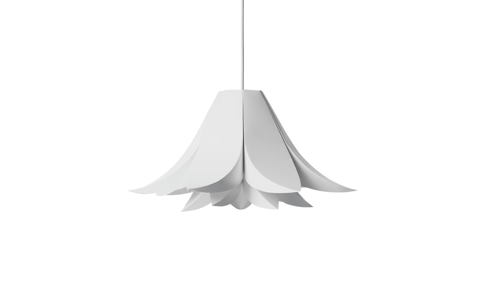 Norm Small White NC Design Lamp