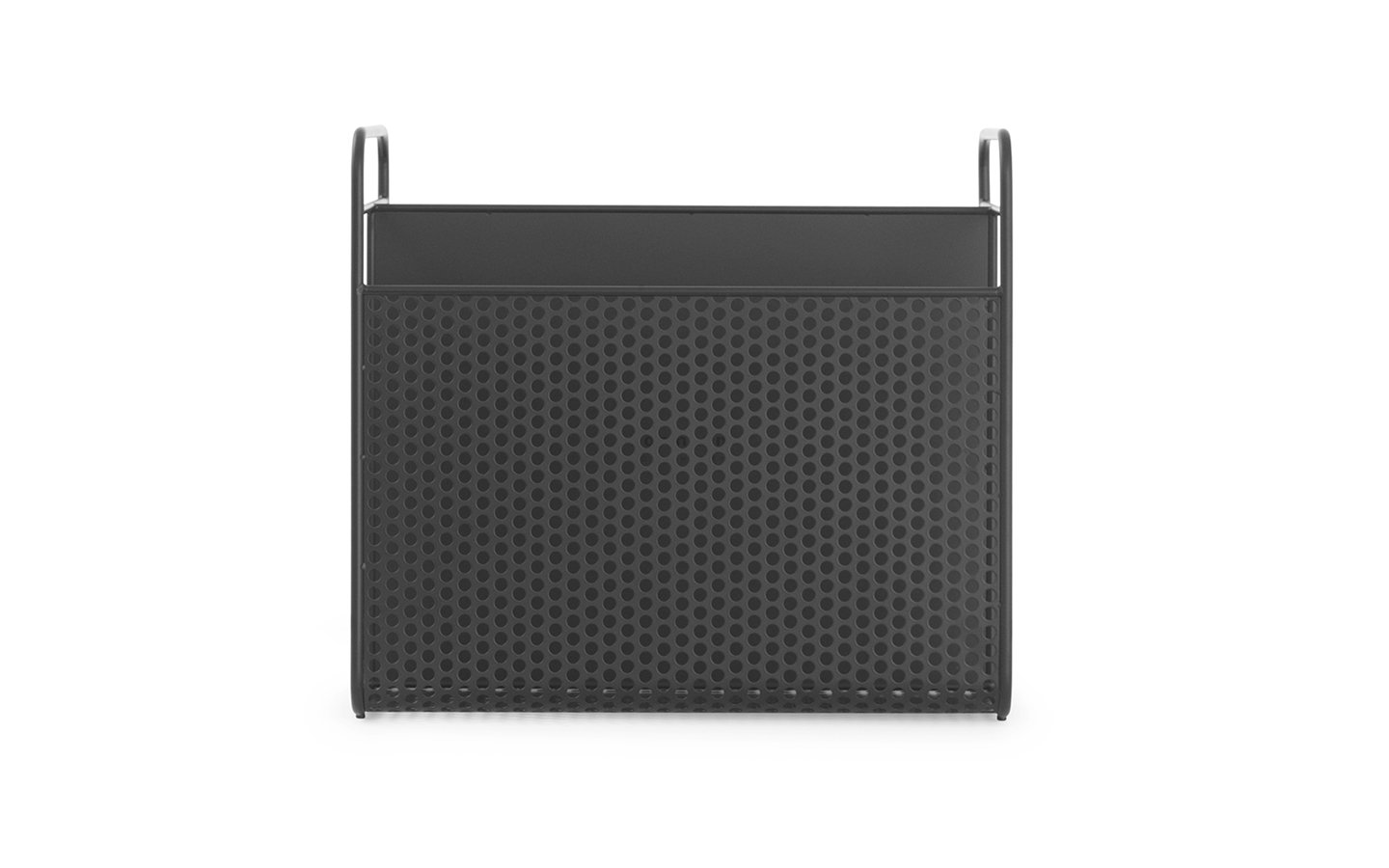 Normann Copenhagen Analog Magazin Rack Black