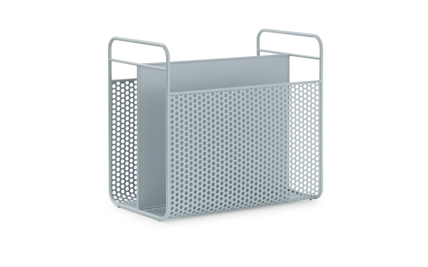 Normann Copenhagen Analog Magazin Rack BlueGrey