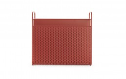Normann Copenhagen Analog Magazin Rack Red