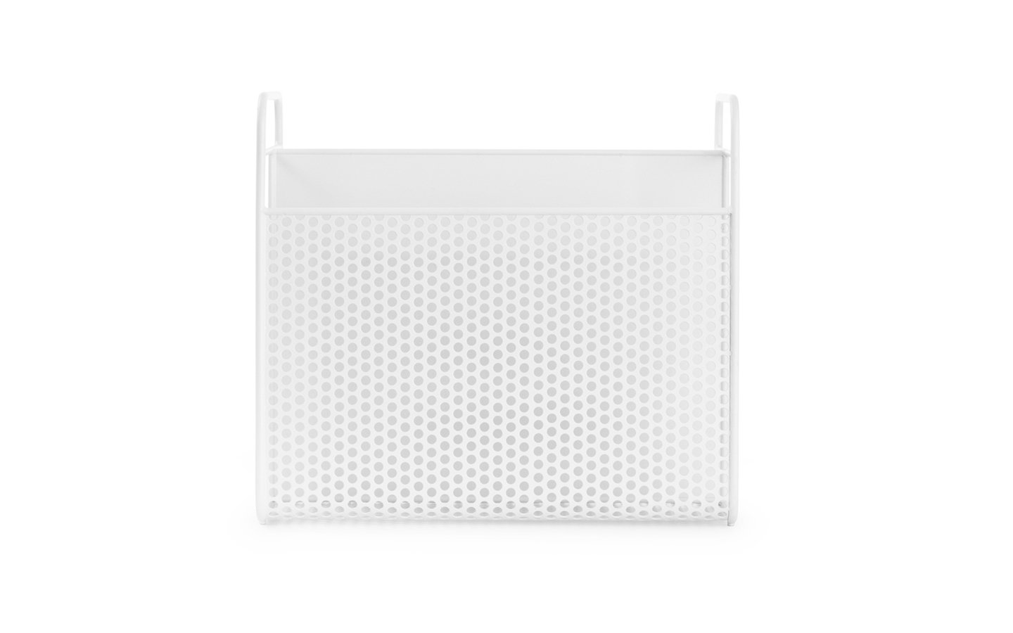 Normann Copenhagen Analog Magazin Rack White