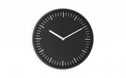 Normann Copenhagen Day Wall Clock Black Modern Design