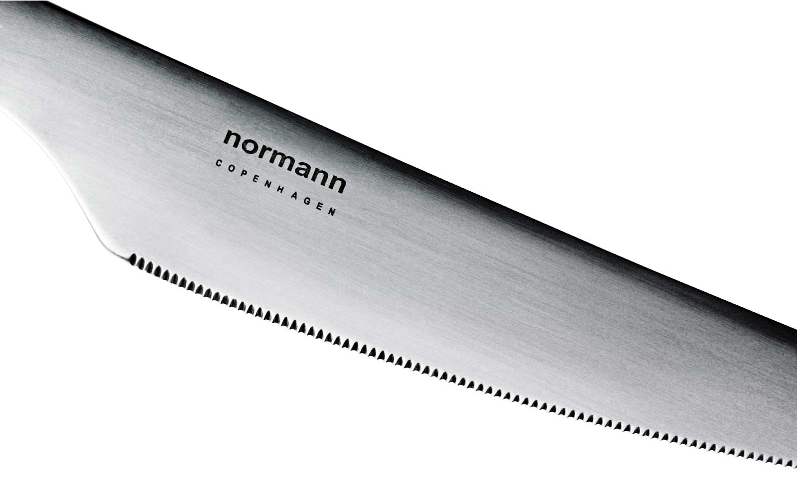 NormannCutlery Knife Detail NC