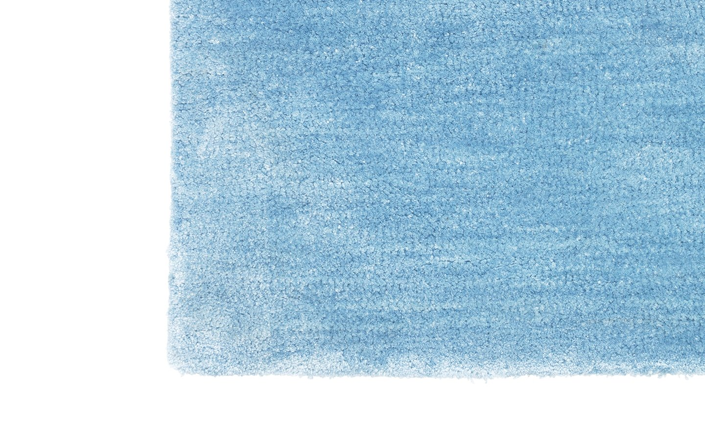 Normann Copenhagen Pavilion Carpet Medium PowderBlueRust Detail