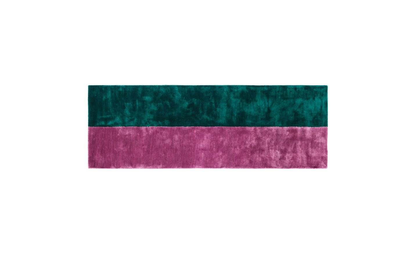 Normann Copenhagen Pavilion Carpet Small PetrolMagenta