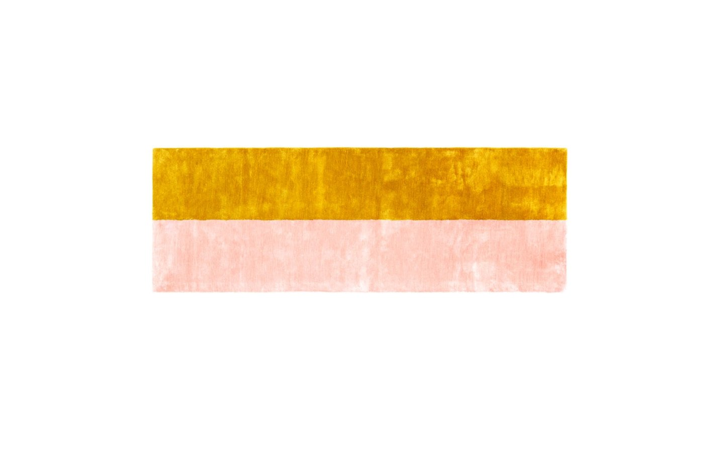 Normann Copenhagen Pavilion Carpet Small YellowLightPink
