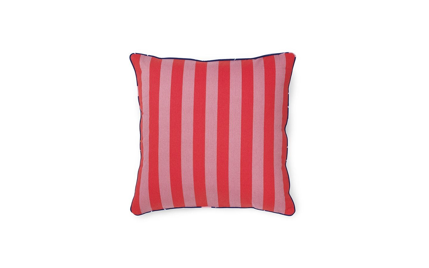Normann Copenhagen Posh Cushion Keep It Simple Dark Rose Red