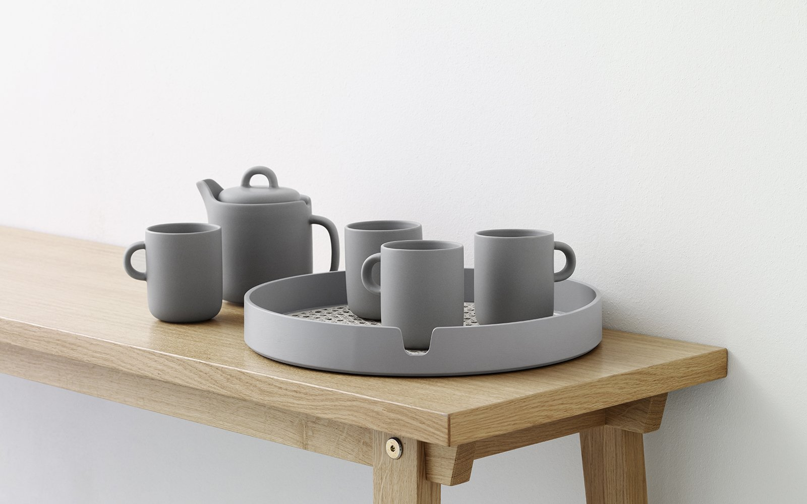 Normann Copenhagen Salon Tray Group