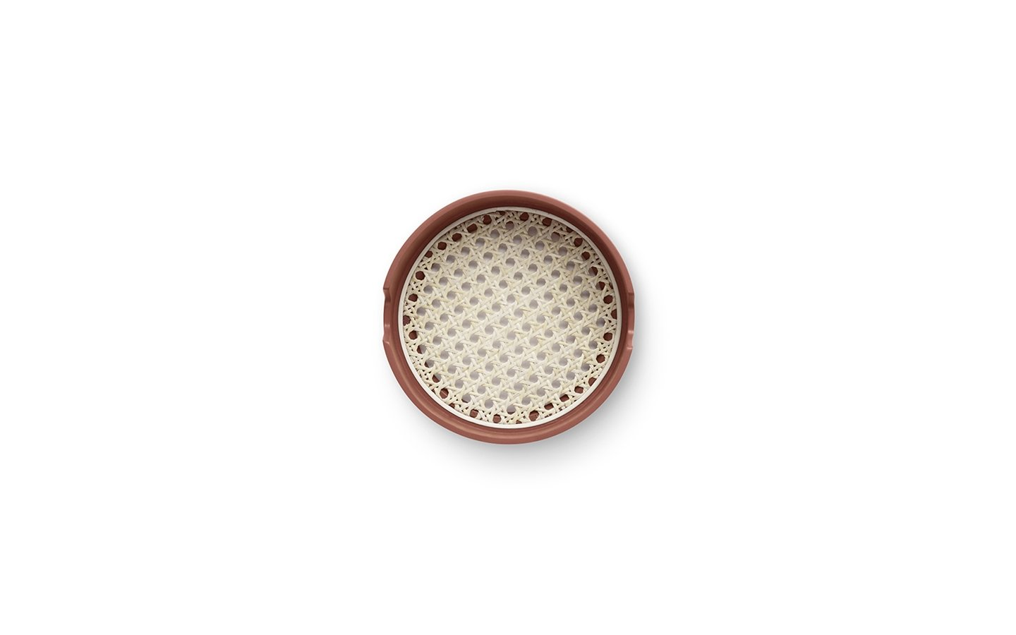 Normann Copenhagen Salon Tray High Rust Top