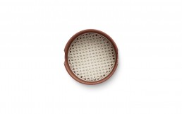 Normann Copenhagen Salon Tray Rust Top