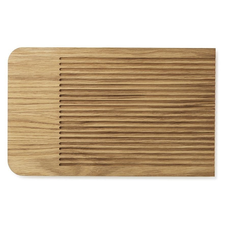 Part Cutting Board Bread Oak NC