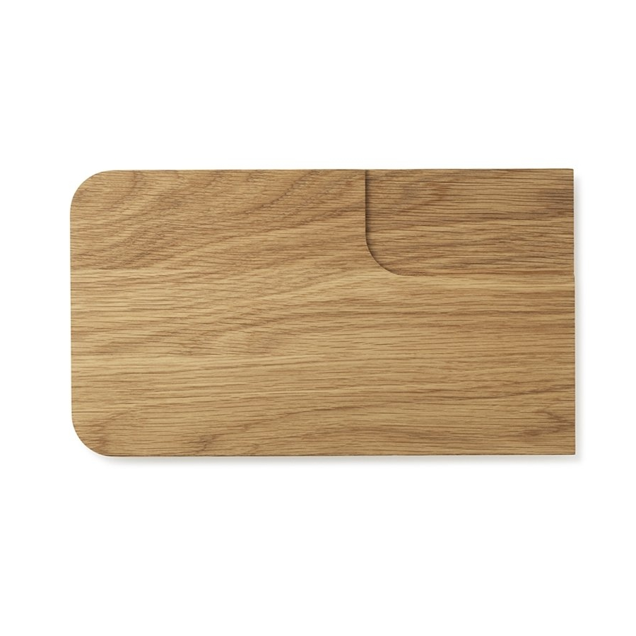 Part Cutting Board Veggie Oak NC