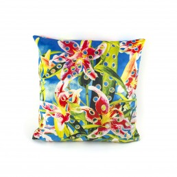 Pillow Seletti Flowers with Holes
