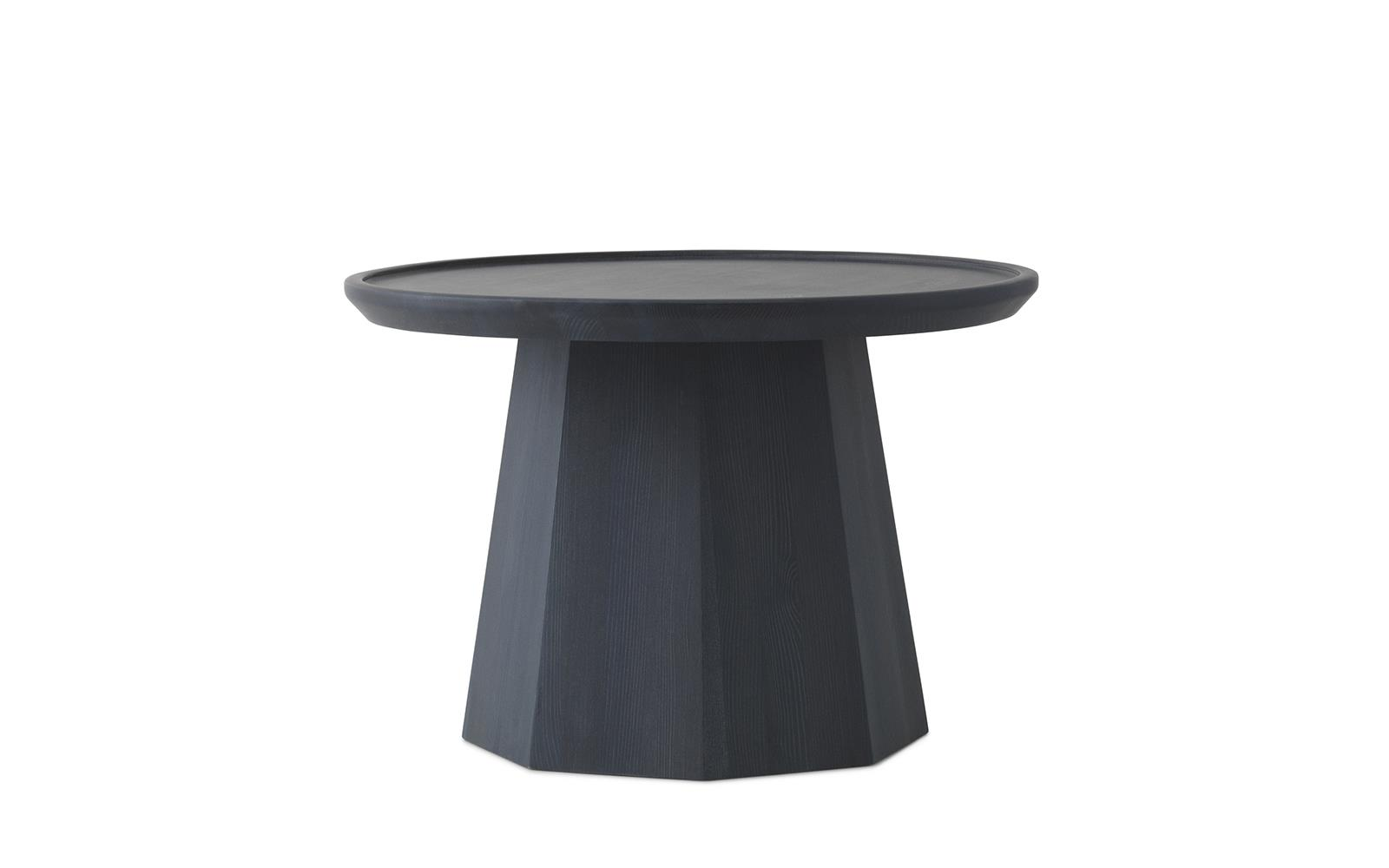 Pine Table Large dark Blue