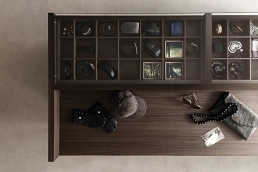 Presotto Atollo Free–Standing Drawer Unit Detail