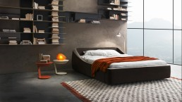 Presotto Bed Brera Modern Design