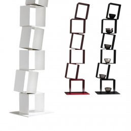 Presotto Bookcase Stilt 1