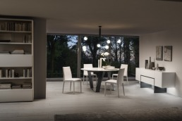 Presotto Chloe Chair White