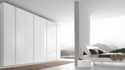Presotto Glass Wardrobe Racurs