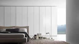 Presotto Glass Wardrobe