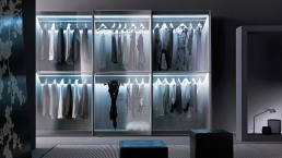 Presotto L12 Wardrobe Design