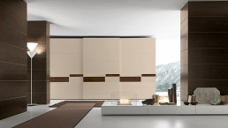 Presotto Split Wardrobe Beige