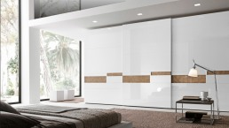 Presotto Split Wardrobe