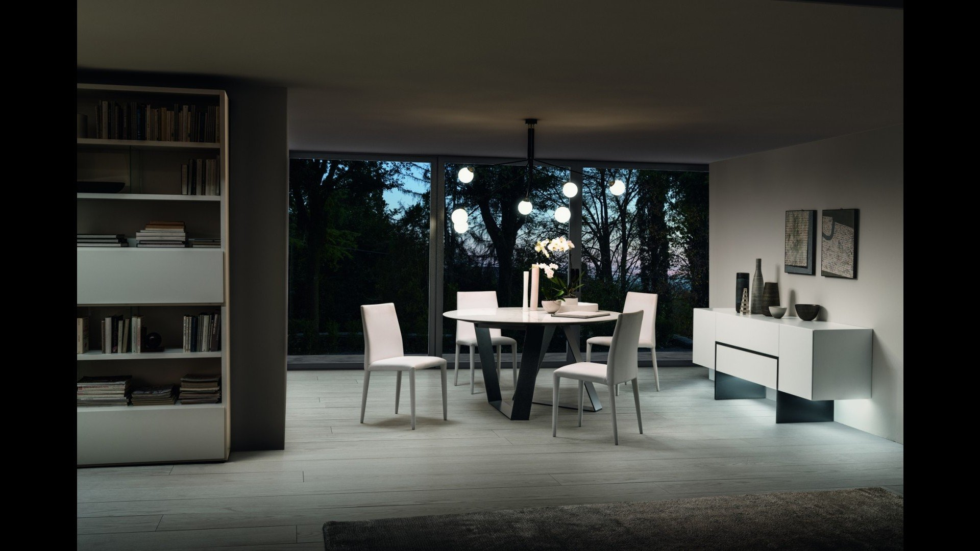 Presotto Table Zaffiro Design