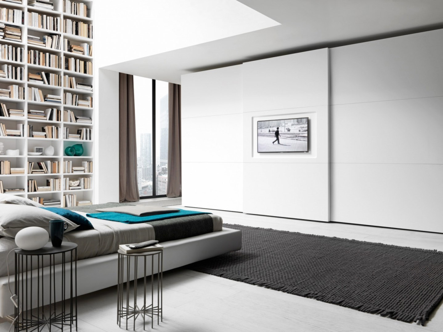 Presotto Tris you Tv Wardrobe