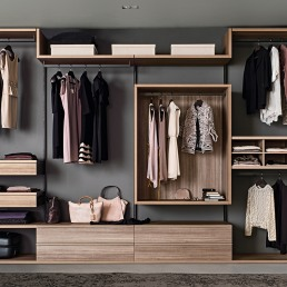 Presotto Varius Free 2016 Walk in Closet