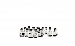Salt and Pepper Normann Copenhagen Friends White Group