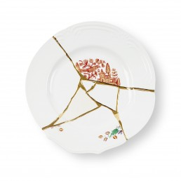 Seletti Art De La Table Marcantonio Kintsugi Large House