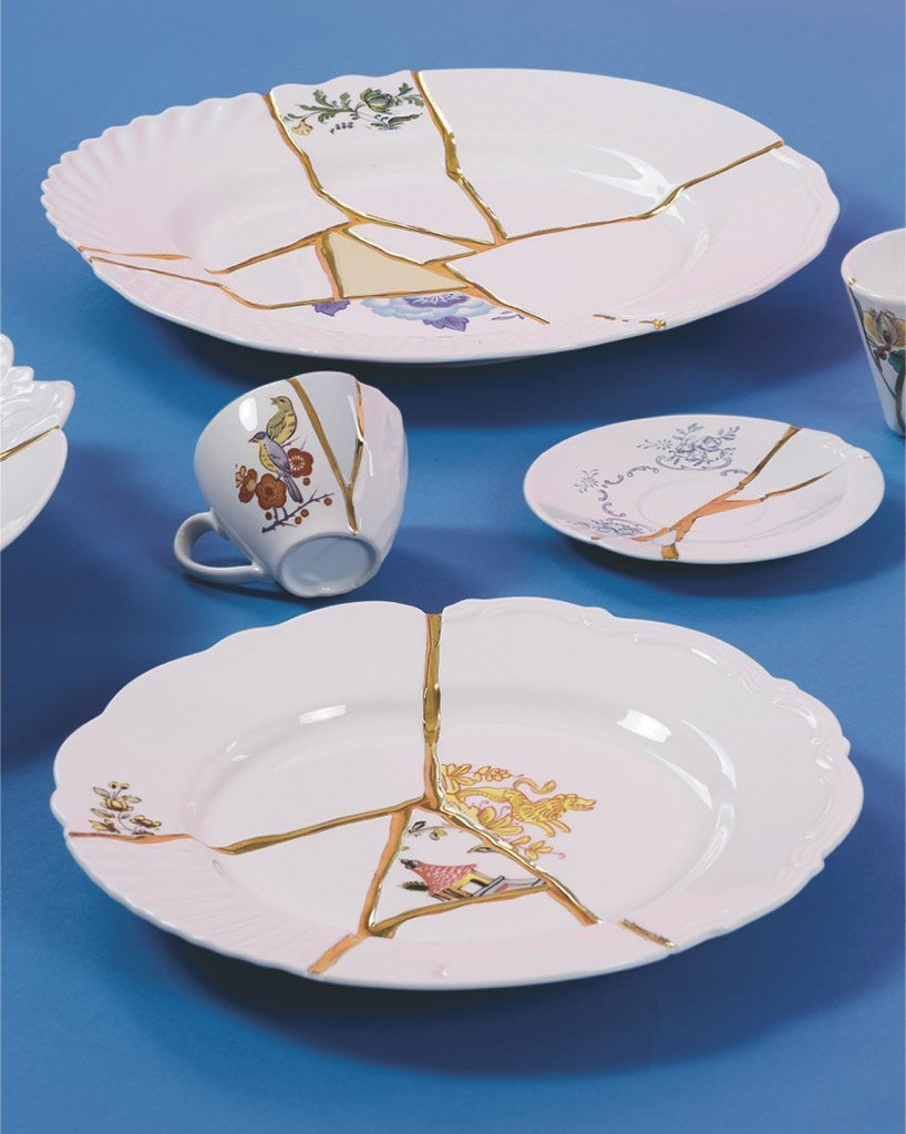 Seletti Kintsugi Collection