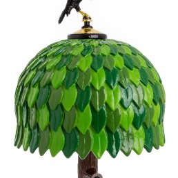 Seletti Table Lamp Tiffany Tree Detail