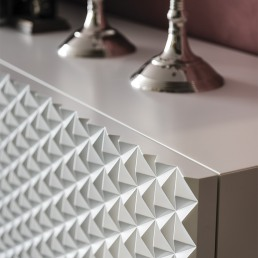Sideboard Cattelan Italia Royalton White Detail