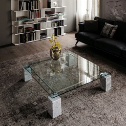 Small Table Cattelan Italia Dielle Top