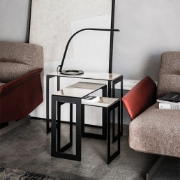 Small Table Cattelan Italia Kitano Alabastro