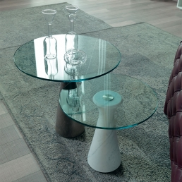 Small Table Cattelan Italia Litro Interior Top