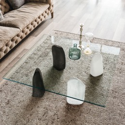 Small Table Cattelan Italia Stone Racurs