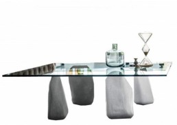 Small Table Cattelan Italia Stone White